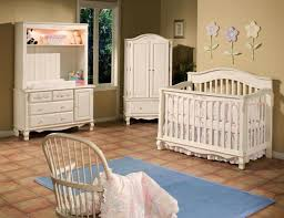furniture for baby girl room. furniture designer crib linens with flower wall ornaments and adorable blue rug including carved baby for girl room
