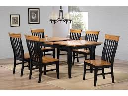 Eci Furniture Lancaster 2199 10 T Solid Wood Dining Table Dunk