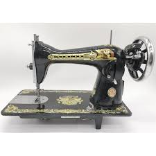 Traditional Sewing Machine