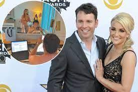 Jamie Lynn Spears' husband caught ...