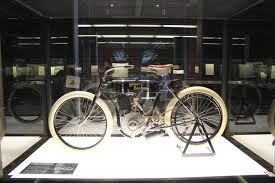 first harley davidson motorcycle. the prize of collection is 1903 harley davidson series 1. this motorcycle considered very first harley-davidson. e
