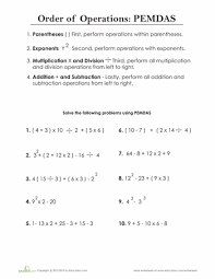 Free Order of Operations Worksheets   edHelper further  besides Math Aid Worksheets Aids Adding Fractions Equivalent besides Order of Operations Worksheets by Math Crush also  also Cobb Adult Ed Math  Integer Operations and Order of Operations furthermore Order of Operations Color Worksheet  1 by Aric Thomas   TpT in addition Answer key for Order of Operation   Mrs  Wilson 6th Grade AC Math likewise Order of Operations Worksheets likewise Fifth Grade Math Worksheets   Printables   Education as well Exponents and Radicals Worksheets   Exponents   Radicals. on order of operations math worksheets answer sheet