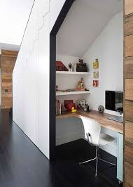 office under stairs. stairswithoffice office under stairs