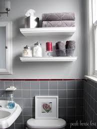 shelves floating shelves bathroom