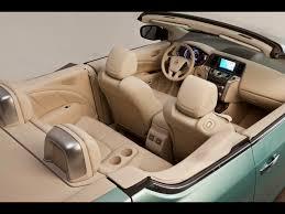 2011 Nissan Murano CrossCabriolet - Interior Top 2 - 1280x960 ...