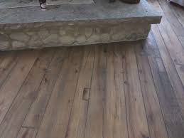 reclaimed elm pillowed edges french bleed wire brush oil finished reclaimed wood floorsbrusheswire