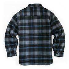 Yago Flannels - G13 Men's Quilted Lined Flannel Shirt – MOONSMC ... & Yago Flannels - G13 Men's Quilted Lined Flannel Shirt, Apparel, Yago,  MOONSMC / Adamdwight.com