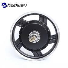 16 inch <b>48v 500w</b> 1000w <b>electric bicycle</b> conversion kit BLDC wheel ...