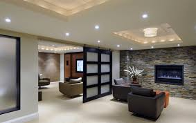 basement lighting drop ceiling ideas installations adorable