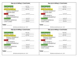 Step Up To Writing T Chart Step Up To Writing On Pinterest 15 Pins First Grade