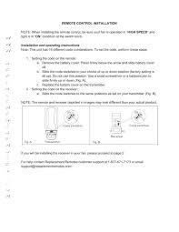 harbor breeze ceiling fan remote control instructions manual universal bay fan remote