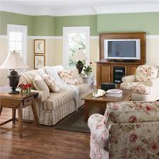 Painted Living Room French Country Living Room Ideas Photo Painted Wall Decor Style