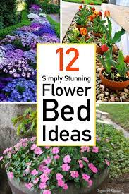 12 gorgeous flower bed ideas for your