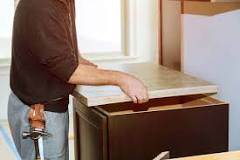 Image result for Can you replace countertop and leave backsplash?