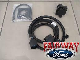 17 thru 19 super duty f250 f350 f450 f550 oem ford in bed trailer 17 thru 19 super duty f250 f350 f450 f550 oem ford in bed trailer wiring harness