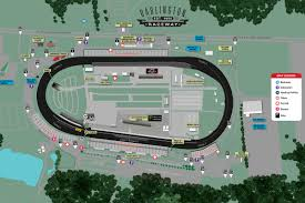 Darlington Raceway Interactive Seating Chart Maps Darlington Raceway