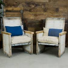 bonbon vintage wooden armchair
