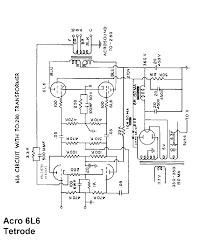 triode electronics on line schematics index high power williamson