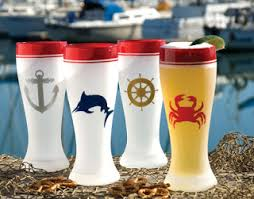 browse all our gift ideas like these nautical pilsner gles