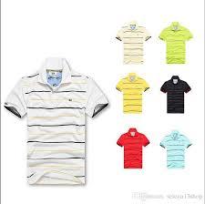 New Men Women Men S Polo Shirt Luxury Brand Men S Lapel T Shirt Short Sleeved T Shirt Men S Lacoste Comfortable Breathable 328