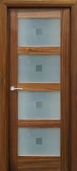 internal doors contemporary doors trade spec contemporary 4 lite pre glazed walnut 40mm
