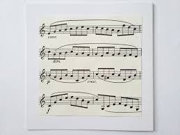 Just A Note Musical Notes Card Tutorial Birch And Button