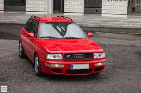 Audi RS2 Avant - turbo wagon from Zuffenhausen