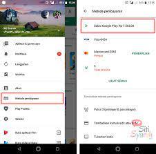 Bisakah Tarik Saldo Google Play Store Di Android