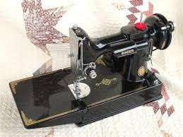 Singer Sewing Machine Centennial Model