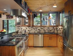 kitchen with track lighting. track lighting fixture kitchen eclectic with desk accessories