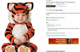 Tiger Costume On Carousell