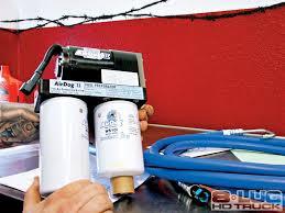 pureflow airdog fuel filter diesel tech 8 lug magazine prevnext