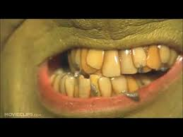 the grinch teeth. Perfect The Small  In The Grinch Teeth R