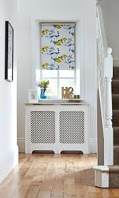 front hall furniture. Hallway Tile Ideas Digitalis Bluebell Roller Blind Blinds Front With Entry Hall Furniture O