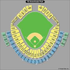 Td Ameritrade Field Seating Chart Xavier Musketeers At Creighton Bluejays Baseball Tickets Td
