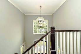 two story foyer lighting 2