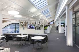 cool office lighting. lighting in an office hoare lea london u2013 uk retail design blog cool