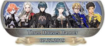 Feh Designer Edition Feh Content Update 07 21 19 Three Houses Fire Emblem