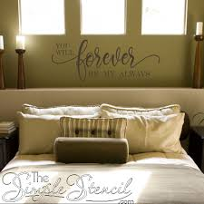 romantic wall decals love quotes