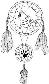 Small Picture Simple Dreamcatcher Drawing 12 Pics Of Simple Dream Catcher