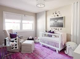 purple nursery accents view full size