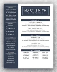 Resume Template Start - Professional Resume Templates For Word