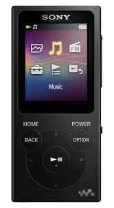 MP3 <b>плеер Sony Walkman NW</b>-<b>E394</b>, черный - купить по цене ...