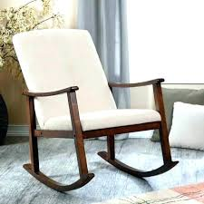 rocker chair slipcovers interior furniture for