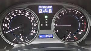 Lexus Is 250 Dashboard Warning Lights 2008 Lexus Is 250 Set Your Led Speed Rpm Sensitive Lights