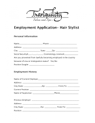 Fashion Stylist Resume Template Hairdresser Hair Examples Cover