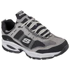 skechers memory foam mens. skechers 51241 ew ccbk wide width shoes men\u0027s memory foam sport comfort sneaker 1 mens