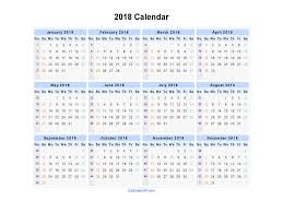 windows printable calendar 2018 2018 calendar excel yearly printable calendar