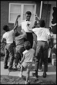 Image result for muhammad ali as a kid