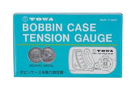 Towa Sewing M Style Thread Bobbin Case Tension Gauge Tm 3